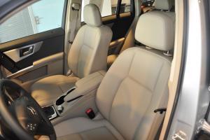 奔驰GLK级(进口)驾驶员座椅图片