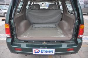 黄海挑战者 豪华型 汽油版