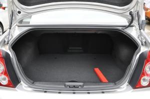 MG 7行李箱空间图片