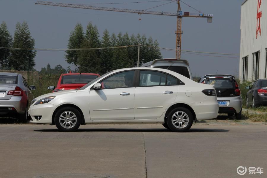 【悦翔2009款1.5mt 尊贵型外观汽车图片 汽车图片大全】高清图片