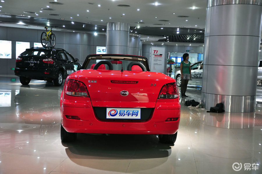 比亚迪s82009款旗舰型 自动 外观汽车图片 汽车 高清图片