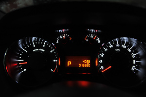 标致3008(进口)仪表盘背光显示图片