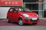 奇瑞QQ电动车前45度(车头向右)图片