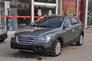 东风风神 风神H30 2012款 1.6L 手动 Cross尊逸型