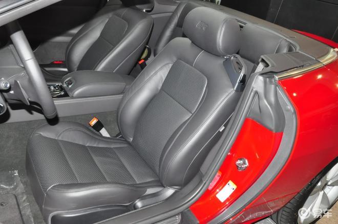 捷豹XKXK驾驶员座椅