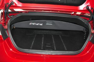 捷豹XKR(进口)行李箱空间图片