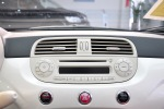 菲亚特500(进口)中控台音响控制键图片