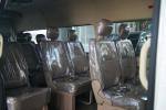 九龙商务车 后排座椅