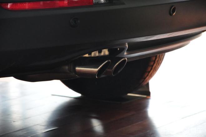 途观 风尚版 1.8tsi 手自一体 前驱排气管 排气高清图片