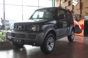 铃木 吉姆尼(进口) 2011款 1.3L 手动 JLX