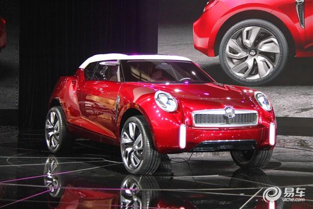 MG小型SUV或命名为MG ZS 预计2017年上市