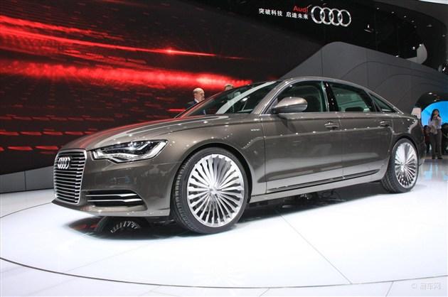 奥迪为中国开发A6L e-tron混合动力车型