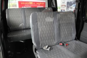 东风小康V07S 后排座椅