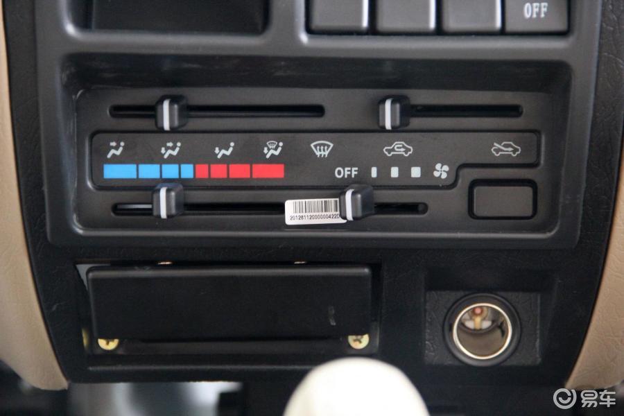 0l 手动中控台空调控制键汽车