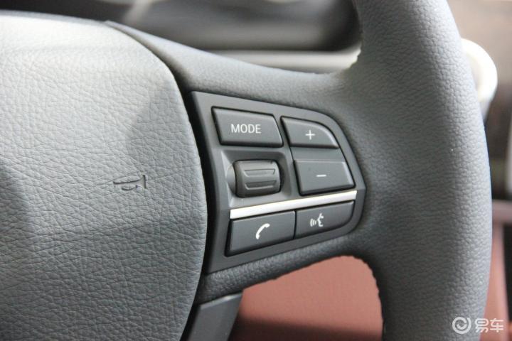 宝马5系 528i xDrive 豪华型方向盘功能键 右