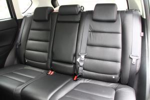 马自达CX-5(进口)后排座椅图片