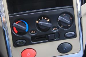 五星 中控台空调控制键