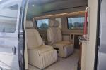 上汽大通MAXUS V80改装车 商务休旅空间-极光银