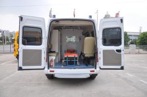 上汽大通MAXUS V80改装车 转运型救护车空间-勃朗
