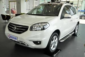 雷诺 科雷傲(进口) 2012款 2.5L CVT 四驱舒适导航版