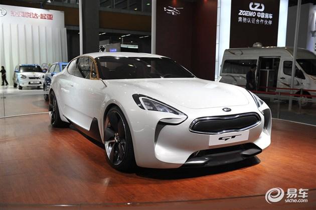 起亚将推新款GT概念车 或洛杉矶车展首发