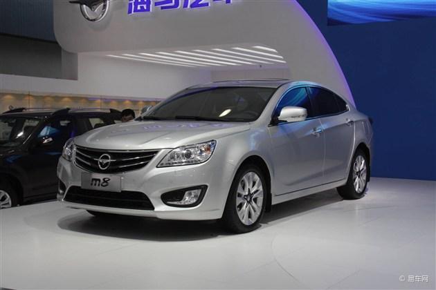海马M8邯郸新车到店 售价12.68-16.68万元