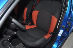 雪铁龙C2驾驶员座椅图片