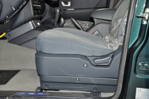 猎豹CS6                驾驶员座椅
