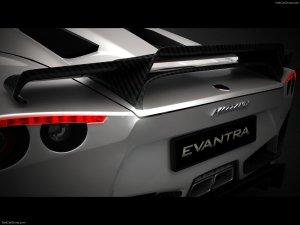 Evantra2013款 Evantra V8 官方图图片
