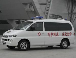 江淮瑞风改装车图片