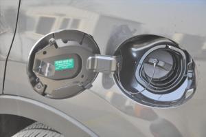 CX-9油箱盖