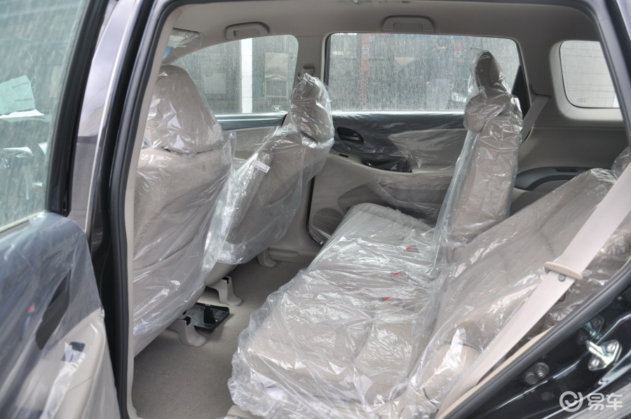 【德赛新奥2013款2.4L自动舒适版后排空间汽最新款马自达rx8图片