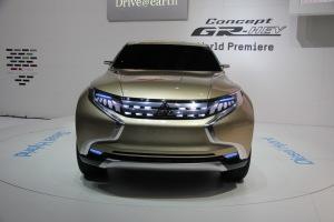 GR-HEV三菱GR-HEV概念车图片