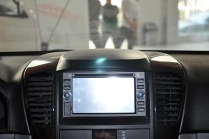 华晨金杯S50 音响显示屏