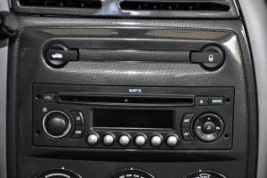 雪铁龙经典爱丽舍三厢 中控台音响控制键