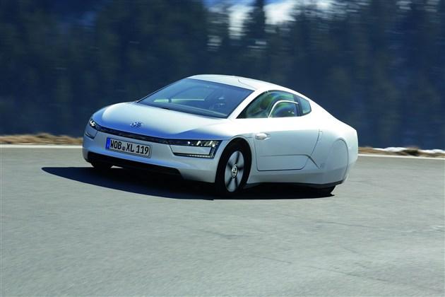 大众或将推出四座版XL1 预计2015年内亮相