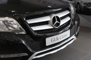 奔驰GLK级 GLK 外观-黑色