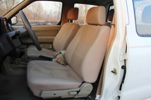 锐骐皮卡驾驶员座椅图片