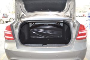 长安CX30行李箱空间图片