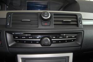 MG 6三厢 中控台空调控制键