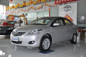 丰田 威驰 2011款 1.6L 自动 GL-i天窗版
