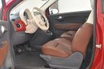 菲亚特500(进口)前排空间图片