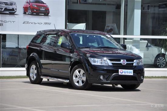菲跃3.6L四驱车型到店 新车接受预订
