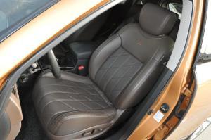 英菲尼迪FX驾驶员座椅图片