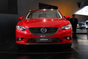 马自达6新款Mazda6图片