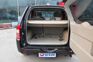 进口超级维特拉 行李箱空间