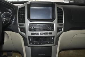 奥轩G5中控台正面图片