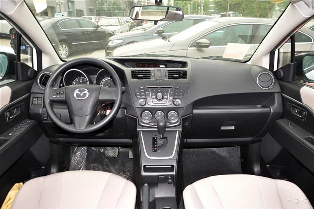 进口7座MPV 马自达5有现车最高优惠3千