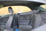 Golf运动型敞篷轿车后排空间图片