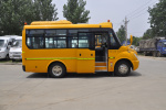 东风EQ6580ST系列正侧(车头向右)图片